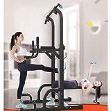 Zixin Soportes de inmersión, Hogar Paralelo Bar, Multifuncional Cuclillas Rack de Equipos de Fitness, for la Formación Inicio Resistencia Utilizado, por Flexiones Ejercicios de Barra