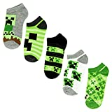 Minecraft Boys' Socks