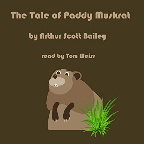 The Tale of Paddy Muskrat cover art