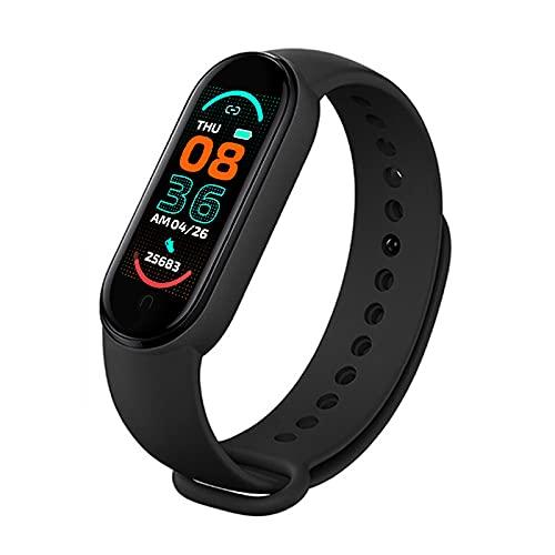 Smart Band 6 Smartwatch Tracker Fitness Reloj Inteligente Deporte
