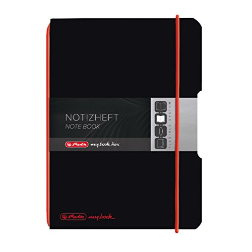 Herlitz 11361557 Notizheft My Book flex...