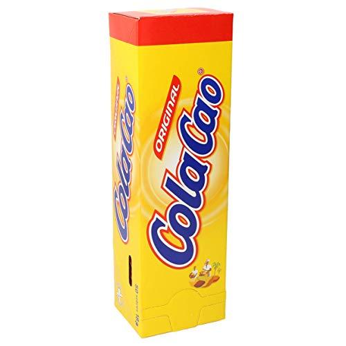 Cola Cao Cacao Soluble - Paquete de 50 x 18 gr - Total: 900 g