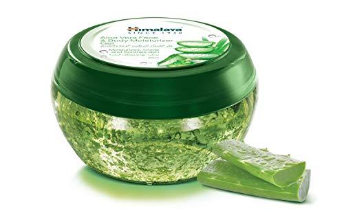 Himalaya Aloe Vera Face & Body Moisturizing Gel, with Aloe Vera, moisturizes,...