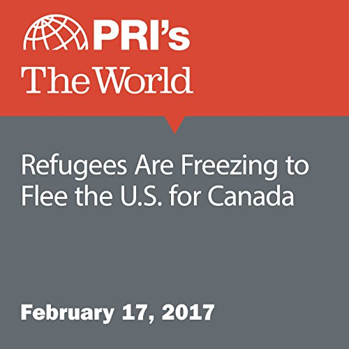 Refugees Are Freezing to Flee the U.S. for Canada audiobook cover art
