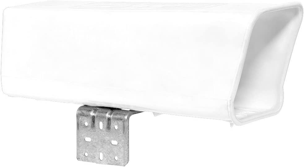 Plastic Newspaper Delivery Tube Receptacle Box Low Ranking TOP11 price Mounting Bracke