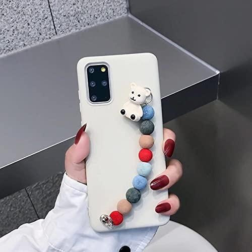 DEIOKL Hot Bear Lover Pulsera Correa TPU Funda para teléfono para Xiaomi Mi Note 10 Pro 10 Ultra 9 8 Lite SE 10T 9T 6X 5X A1 A2 A3 Lite Cubierta, 3, Mi A2 Lite