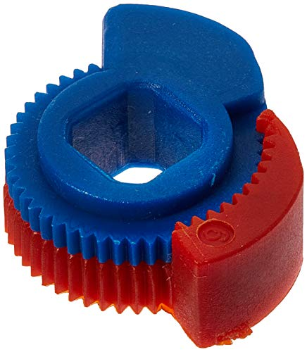 DANZE DA603570 Temperature Limit Stops for 1H Pressure Balance Tub/Shower Valve, Brushed Nickel