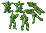 Marini's Candies Gummy Green Army Heros