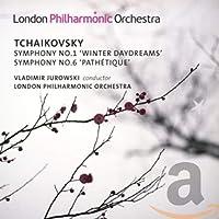 チャイコフスキー:交響曲第1番「冬の日の幻想」,/第6番「悲愴」