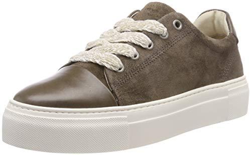 Marc O'Polo Damen Sneaker, Beige (Taupe 717), 40 EU