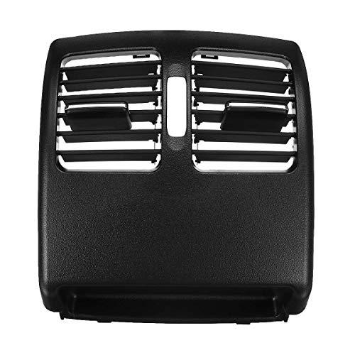 NADAENQ Air Vent Outlet Grill, para Mercedes para Benz C/E-Class W204 W207 20483009548R73 Black/Beige Coche Coche de la grilla de la Consola de la Consola,Negro