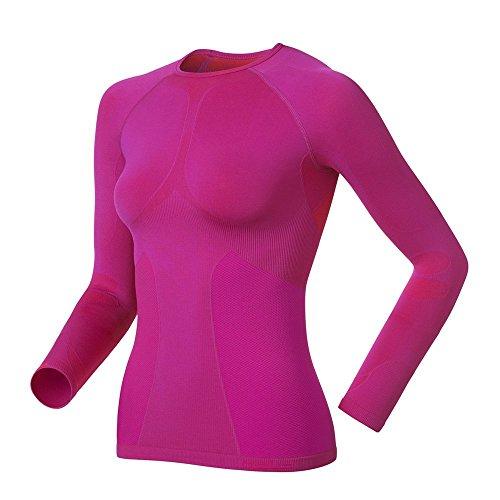 Odlo Funktionswäsche Sportunterwäsche Evolution warm Shirt Damen 32200 Art. 180901 Größe M