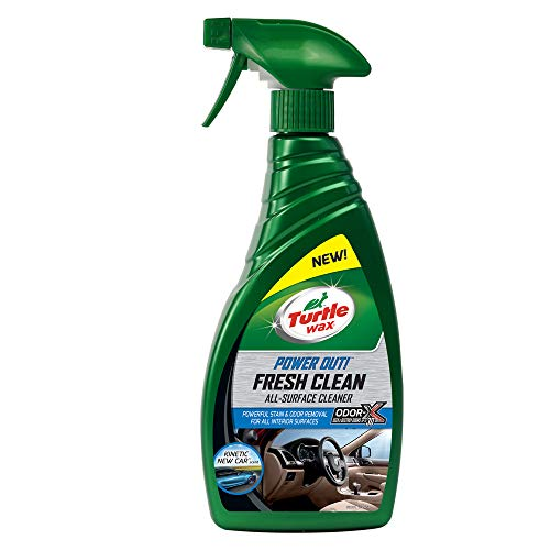 Turtle Wax 53031 Power Out Interior Multi Purpose Car Cleaner 500ml