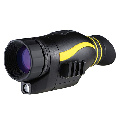 TBAN 4X35 Nachtsichtgerät, Wärmebild-Nachtsichtgerät, Infrarot-Multifunktions-Nachtsichtgerät Für Den Außenbereich,Schwarz