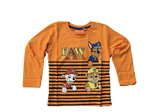 Helfer auf vier Pfoten Chase Langarmshirt (116, orange)