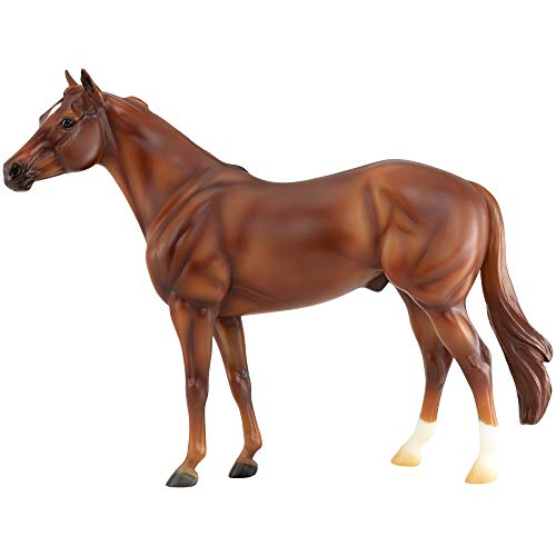 Breyer Traditional Series American Quarter Horse | The Ideal Series | Horse Toy Model | 11.5' x 8.75' | 1:9 Scale | Model #1824