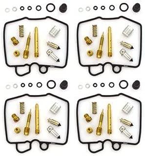 Carburetor Rebuild Complete Kit - Compatible with Honda CB750C CB750K CB750L - 1979-1982