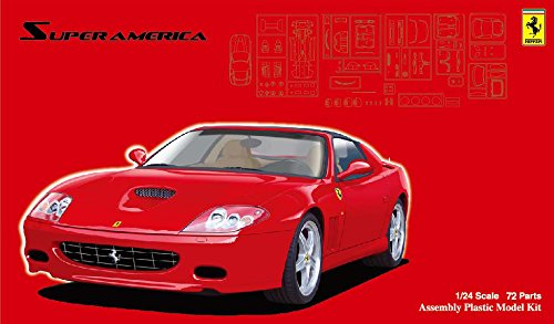 1/24 Riyal Serie Sports Car No.111 Ferrari Super America
