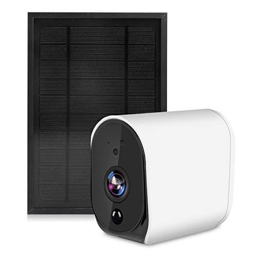 Tomanbery Cámara WiFi 1080P CCTV inalámbrica a Prueba de Agua para Seguridad en la habitación