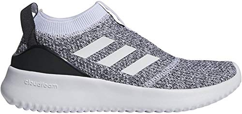 adidas UltimaFusion - Zapatillas de Running para Mujer, Talla 11 M, Color Blanco, Blanco y Negro