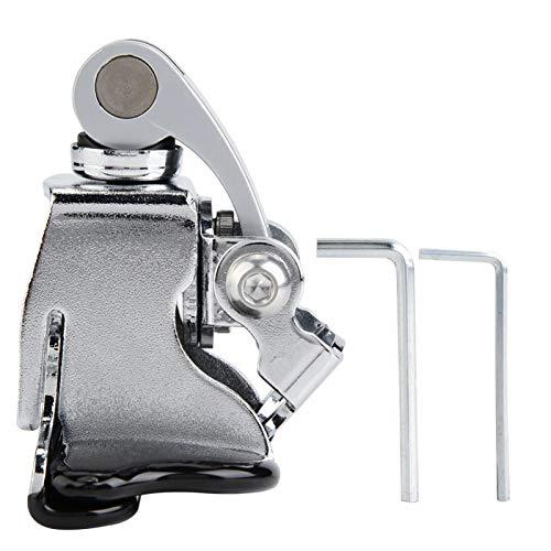 Surebuy Clip inalámbrico Clip de Acero Inoxidable MB-130 Resistente a la oxidación y Duradero, para walkie Talkie, para automóvil(Silver)
