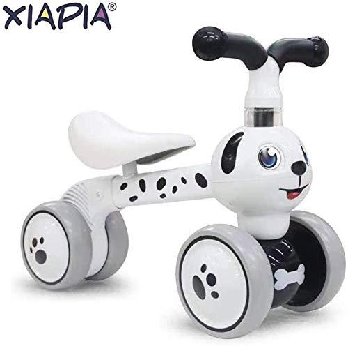 XIAPIA Bici Senza Pedali Bicicletta per Bambini 1-3 Anni, Bicicletta Equilibrio Bambino 1 Anno, Giochi Bambini, Prima Bici Regalo (10-36 Mesi)
