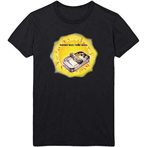 Beastie Boys Hello Nasty Slim Fit T-Shirt, Medium
