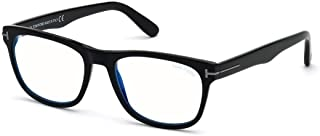 Tom Ford FT 5662-B BLUE BLOCK Shiny Black 56/18/145 unisex eyewear frame