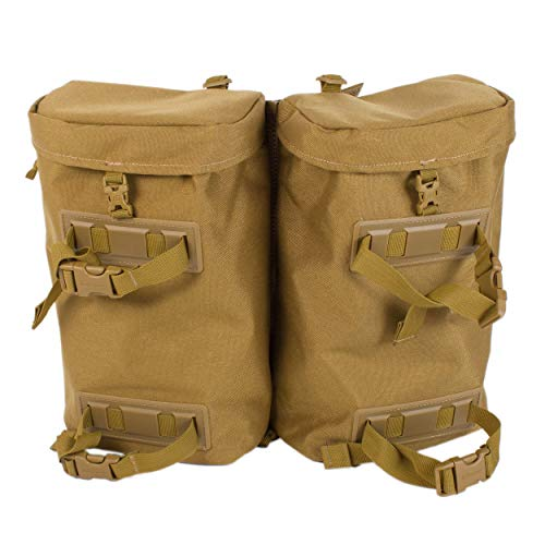 Berghaus Men's Military MMPS Pockets Ruck Sack-Coyote Brown, One Size/20 Litre