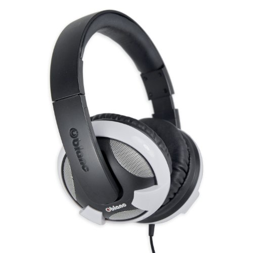 Lowest Prices! Oblanc NC-2 Over-Ear Headphone with In-Line Microphone (OG-AUD63043)