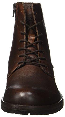 JACK & JONES Jfworca Leather Brown Stone Stiefel - 2