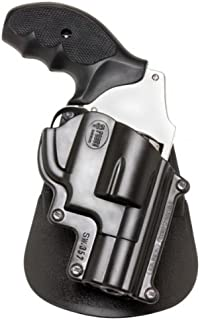 Concealed Carry Fobus Paddle Holster S&W J Frame .38, .357 cal Revolver HandGun & Pistol Pouch