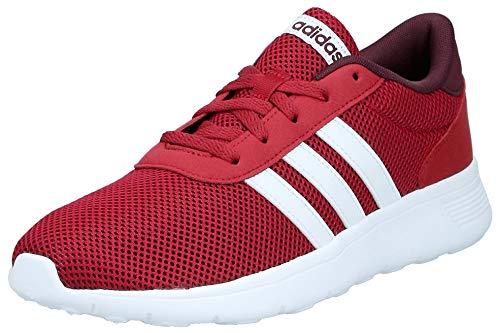 Adidas Lite Racer Zapatillas para Hombre, Color Active Maroon/Footwear White/Maroon, 11.5