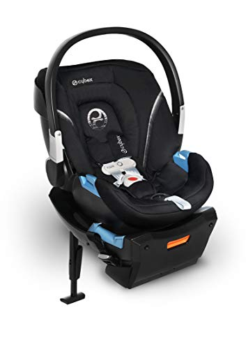 Learn More About Cybex Aton 2 Sensorsafe, Lavastone Black