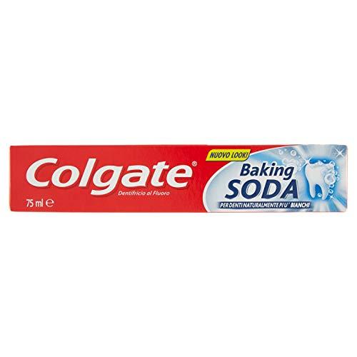 Colgate - Bicarbonato de sodio pasta de dientes con bicarbonato de sodio - 75 ml