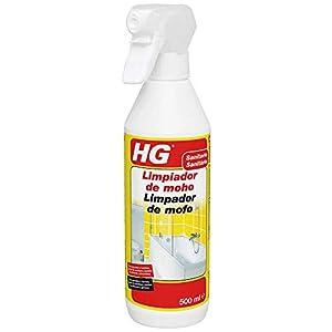 HG Limpiador de moho 500 ml – Espray destructor de moho muy eficaz