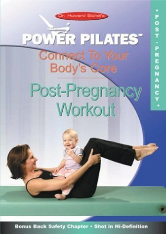 Power Pilates - Post-Pregnancy Workout by DVD International