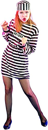 Generique - Disfraz de Presa para Mujer Talla única (40)