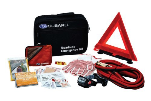 SUBARU Genuine Roadside Emergency Kit SOA868V9510 Fits All Models New in Bag OEM Outback STI WRX Forester ++
