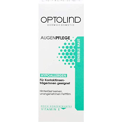 HERMES Arzneimittel Optolind Empf H Augenpfleg, 15 Stück 1295612-1