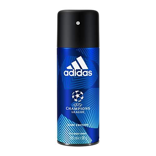 adidas UEFA 6 Dare Edition Deo Body Spray, erfrischendes und dynamisches Deo ideal für die tägliche Anwendung, 150 g