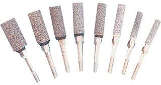 Threaded Grinding Stones - 7/32in. Width, 3-Pc. Set [Misc.]