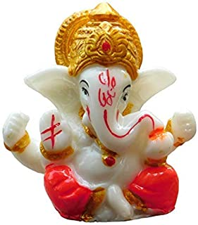 ganesh idol for car dashboard