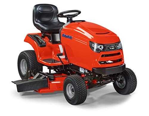 Simplicity 2691458 Regent Mower, Riding, Tractor, Orange