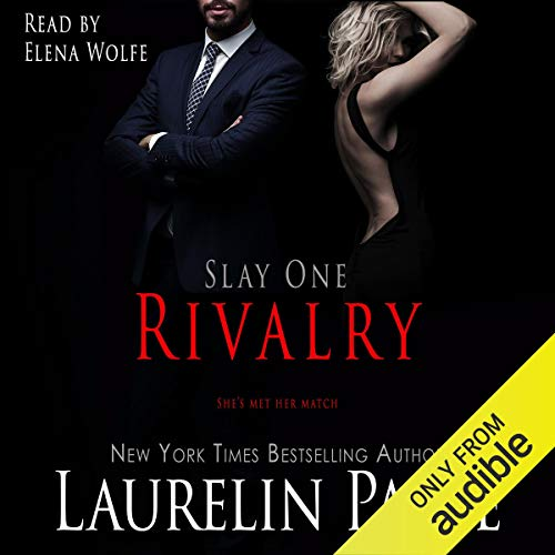 Slay: Rivalry audiobook cover art