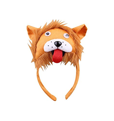 3Pcs Kids Party Funny Party Party Toy Lion Chapeaux Enfants Chapeaux