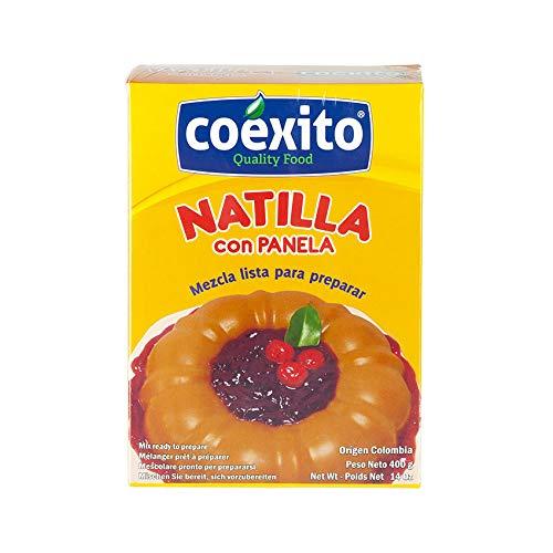 Pudding-Mischung, Kolumbien 400g - Mezcla Lista para Natilla con Panela COEXITO 400g