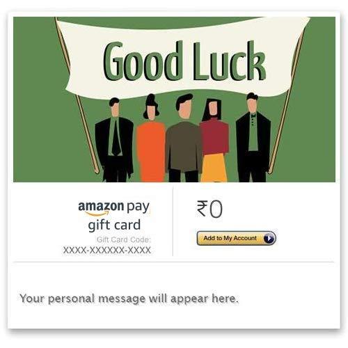 Maalpani Gift Hamper Celebations Pack , 5 Cello ButterFlow Pen Set , Small Greeting Card GoodLuck! Combo(7)