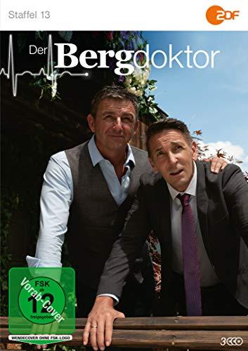 Der Bergdoktor - Staffel 13 [3 DVDs]