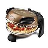G3Ferrari Delizia Cortador de pizza, 1200 W, Metal Lacado, cobre
